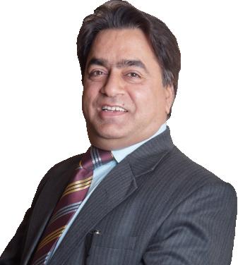 Dr. Dilip Modi Jolly Angels Jivem chairman